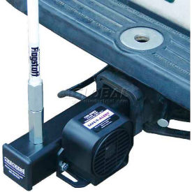 """2"""" Hitch Mount w/ Threaded Hex Base, 24"""" Power Cord and Back-Up Alarm"""