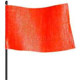 Light Duty Non-Lighted Warning Whip, Black