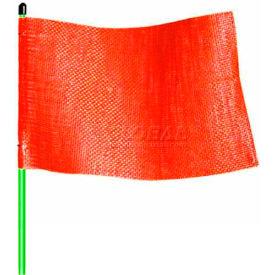 Light Duty Non-Lighted Warning Whip, Green