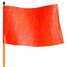 Light Duty Non-Lighted Warning Whip, Orange