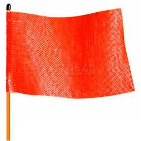 Light Duty Non-Lighted Warning Whip, Orange