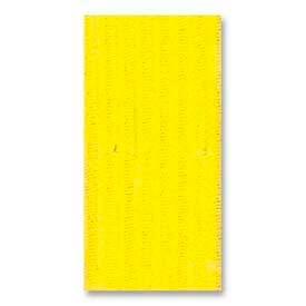 "Chenille Kraft® Jumbo Stems, 6mm x 12""L, 100/Pack, Yellow"