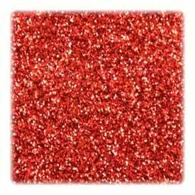 Chenille Kraft® Shaker Jar Glitter, 16.0 oz., Red
