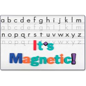 "Chenille Kraft® Magnetic Dry Erase White Board, 2-Sided, 12"" x 9"", 10/Pack"