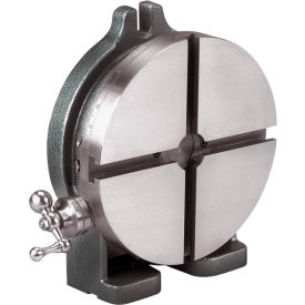"Palmgren 9632806 - 8"" Horizontal/Vertical Rotary Table"