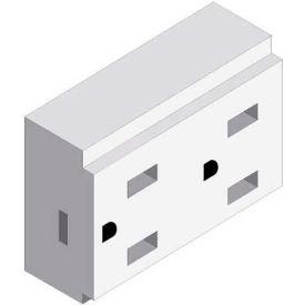 Compatico CMW Electrical Duplex Receptacle