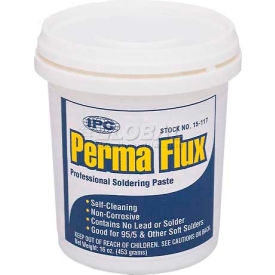 Perma Flux™ Self Cleaning Solder, 16 Oz. - Pkg Qty 24