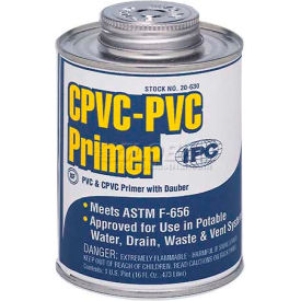 Cpvc-Pvc Primer™, Heavy Duty, Purple, 1 Pt. - Pkg Qty 12