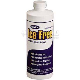 Ice Free™ Fuel Oil & Diesel De-Icer, 16 Oz. - Pkg Qty 24
