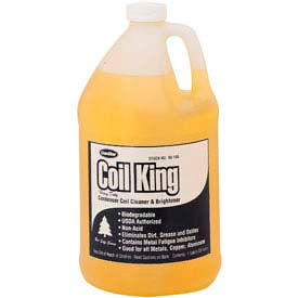 Coil King External Condenser Coil Cleaner And Brightener Package Count 4 by