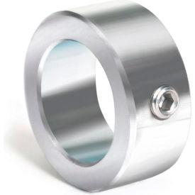 "Set Screw Collar, 11/16"", Stainless Steel"