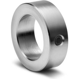"""Set Screw Collar, 1-1/2"""", Aluminum"""
