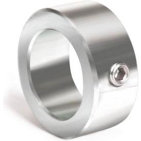 Metric Set Screw Collar, 18mm, Stainless Steel