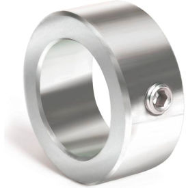 Metric Set Screw Collar, 40mm, Stainless Steel