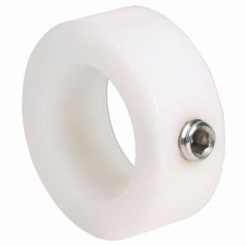 "Nylon Set Screw Collar NC-Series, 5/16"", Acetal"