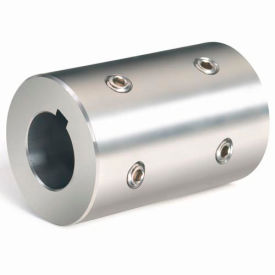 Rigid Coupling 4 Set Screws 2 @ 90 RC4H-Series, 7/8Inch, Stainless Steel