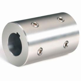 """Rigid Coupling 4 Set Screws 2 @ 90 RC4H-Series, 1-1/4"""", Stainless Steel"""