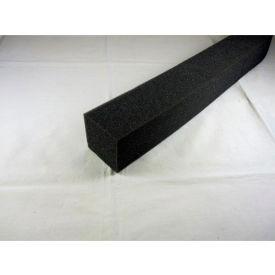 "Clark Foam Products, 1001109, Foam Strip, 3010 Poly, 1-1/4""H x 1-1/4""W x 42""L - Pkg Qty 6"