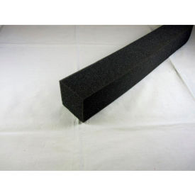 "Clark Foam Products, 1001110, Foam Strip, 3010 Poly, 2-1/4""H x 2-1/4""W x 42""L - Pkg Qty 6"