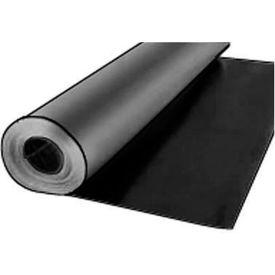 """Clark Foam Products, 1001240, Foam Roll, Poly, Charcoal, 1/8""""H x 54""""W x 25'L"""