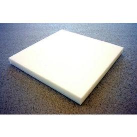 "Clark Foam Products, 1001277, Foam Sheet, 60280 Poly, Natural, 2""H x 24""W x 72""L"
