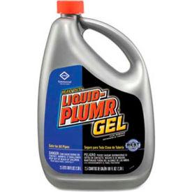 Liquid-Plumr® Heavy-Duty Clog Remover Gel, 80 Oz. Bottle 6/Case - COX35286CT