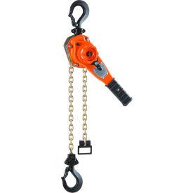 CM® Columbus McKinnon Bandit Ratchet Lever Hoist 1-1/2 Ton Cap. 5' Lift