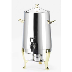 "Cal-Mil 1009 Stainless Steel Coffee Urn 13""W x 13""D x 20""H"
