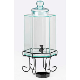 """Cal-Mil 1111A Iron Acrylic Beverage Dispenser 2 Gallon Capacity 10""""W x 12""""D x... by"""