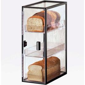 "Cal-Mil 1720-3 Iron Bread Case 7""W x 12-1/4""D x 19-1/2""H"