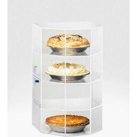 """Cal-Mil 252 Classic Pie Case 13""""W x 12-1/2""""D x 21-1/2""""H"""