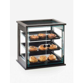 "Cal-Mil 284-S-96 Midnight Bakery Display Case 21""W x 16-1/4""D x 22-1/2""H"