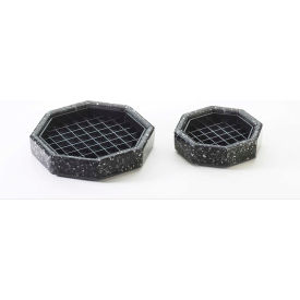 "Cal-Mil 310-4-31 Octagon Drip Tray 4""W x 4""D Package Count 6 by"
