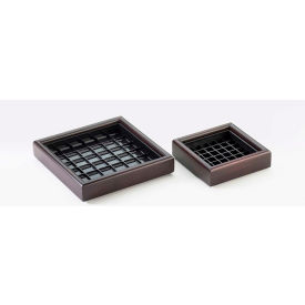 """Cal-Mil 330-4-52 Westport Drip Tray 4""""W x 4""""D Package Count 6 by"""