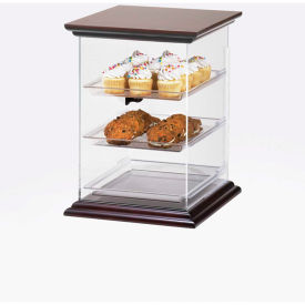 "Cal-Mil 814-1-52 Narrow Westport Display Case 14""W x 17-1/2""D x 19-1/4""H"