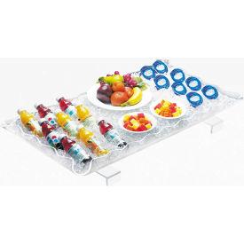 "Cal-Mil 986-12 Rectangular Ice Tray 40""W x 22""D x 3""H"