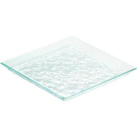 """Cal-Mil GL252-43 Glacier Diamond Platter 11""""W x 11""""D x 1""""H"""