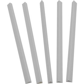 C-Line Products Binding Bars Only, White, 11 x 1/2, 100/BX