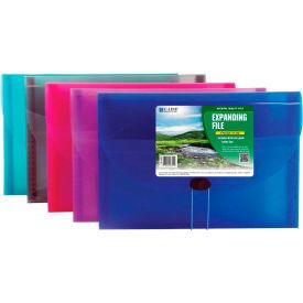 C-Line Products Biodegradable 7-Pocket Letter Size Expanding File - Pkg Qty 4