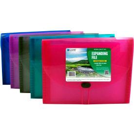 C-Line Products Biodegradable 13-Pocket Letter Size Expanding File - Pkg Qty 3