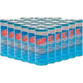 Ajax® Oxygen Bleach Powder Cleanser, 21 oz. Can, 24 Cans - 14278