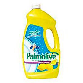Palmolive® Automatic Dishwashing Gel Lemon, 75 Oz. Bottle 6/Case - CPM42706CT