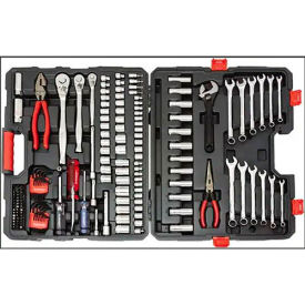 Crescent CTK170CMP2 170 Piece Professional Tool Set by