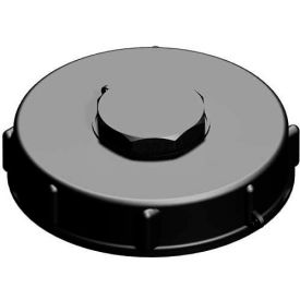 """9"""" Fill Port Cap w/ 2"""" BSP Fine Thread Hole & Bung And Gasket"""