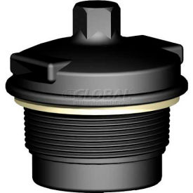 "2"" Male NPS Threaded Dual Action Vent With 4psi Spring"