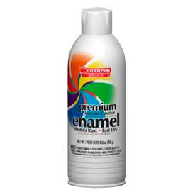 Champion Sprayon® Gloss White Enamel 6 Cans/Case - 419-0920
