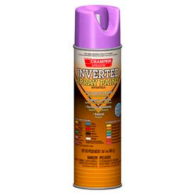 Champion Sprayon® APWA Purple Inverted Paint 12 Cans/Case - 419-4855