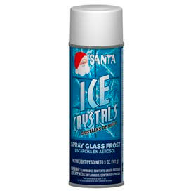 Santa® Ice Crystals 12 Cans/Case - 499-0542