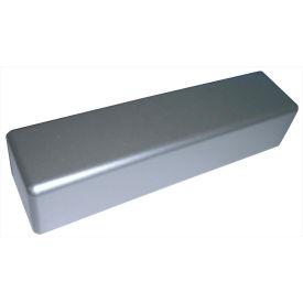 """Copper Creek Plastic Cover 8400, 10-3/16""""L x 2-7/8""""Dx2-3/4""""H, Aluminum"""