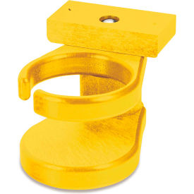 """Generations Adirondack Chair Cup & Wine Holder Combo, Yellow, 6""""L x 4""""W x 4""""H"""